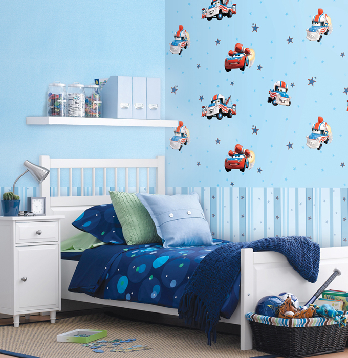 Giấy DREAM WORLD D5045-1m